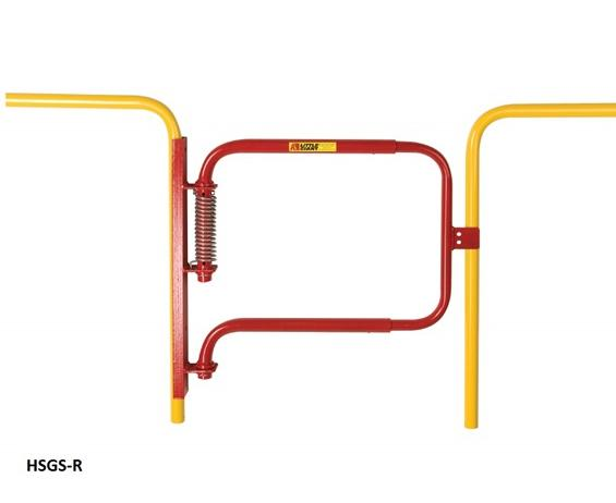 ADJUSTABLE SPRING SAFETY GATE