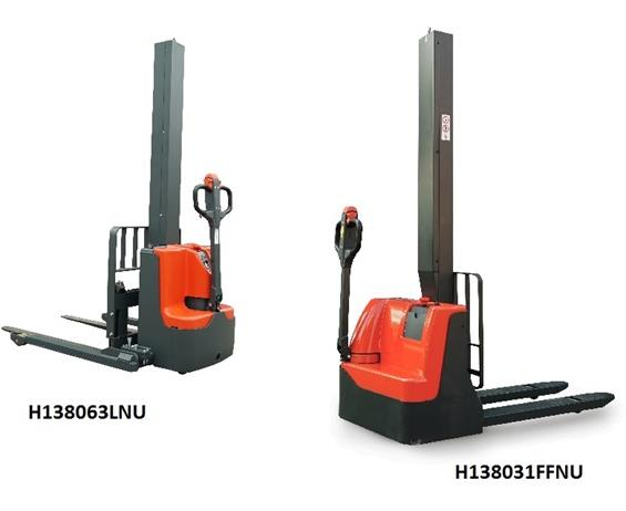LLS LIGHT-DUTY MONO MAST SELF-PROPELLED STACKERS