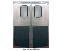 TUFF LITE STAINLESS STEEL DOORS - SINGLE & DOUBLE SETS